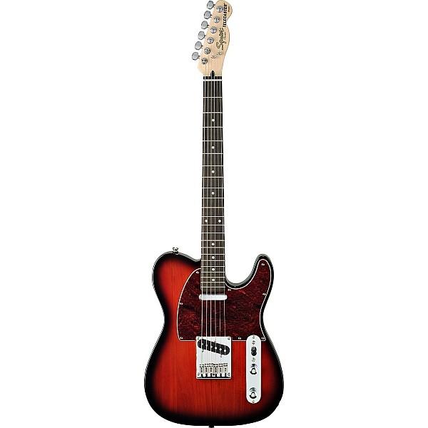 Fender - Squier Standard - Telecaster Antique Burst Rosewood