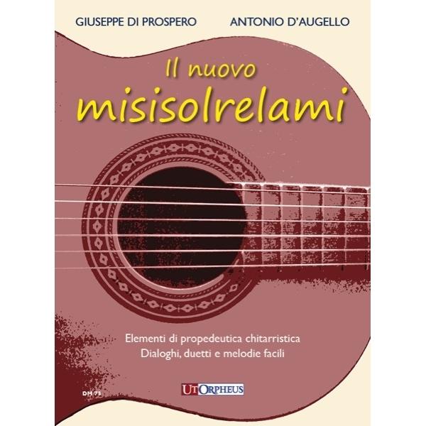 UT Orpheus - Giuseppe Di Prospero, Antonio D'augello - Il Nuovo Misisolrelami (9790215319394)