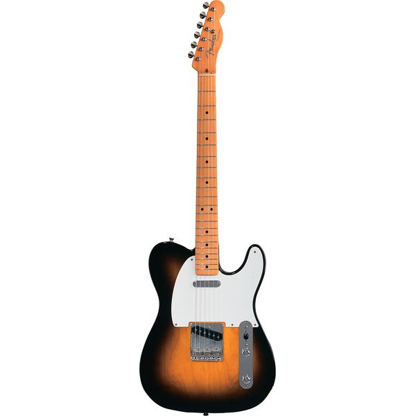 Fender - Classic - '50s Telecaster 2-Color Sunburst Maple