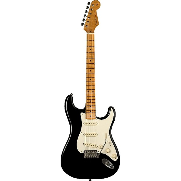 Fender - Artist - Eric Johnson Stratocaster Black Maple