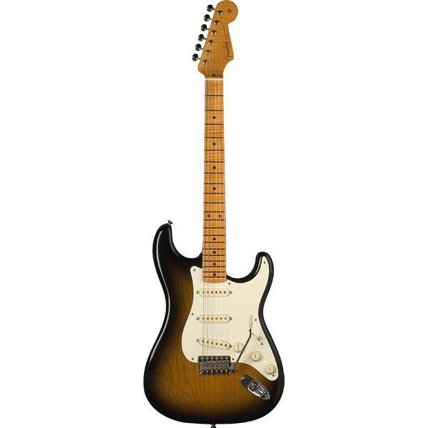 Fender - Artist - Eric Johnson Stratocaster 2-Color Sunburst Maple