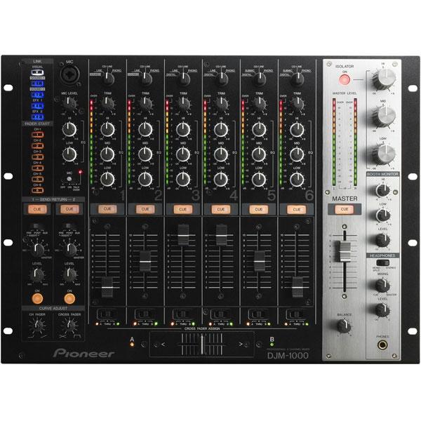 Pioneer - [DJM-1000] Mixer digitale professionale 6 canali per DJ