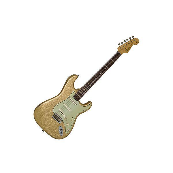 Fender - Fender master design 1964 stratocaster relic ltd -palissandro