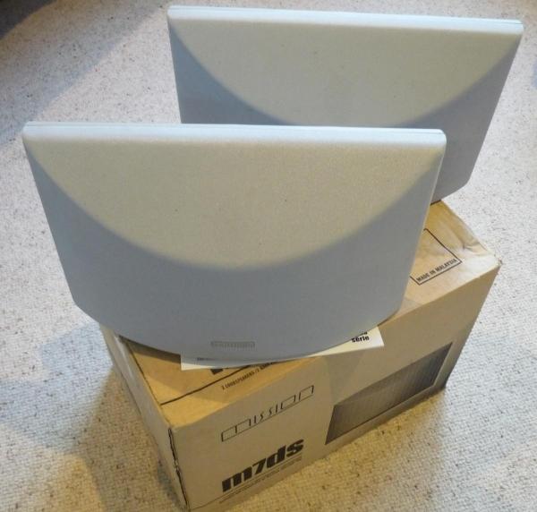 Varie - MISSION M-7 DS coppia diffusori surround
