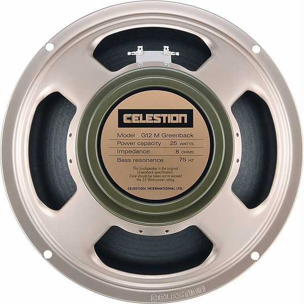 Celestion - G12M Greenback 8 ohm