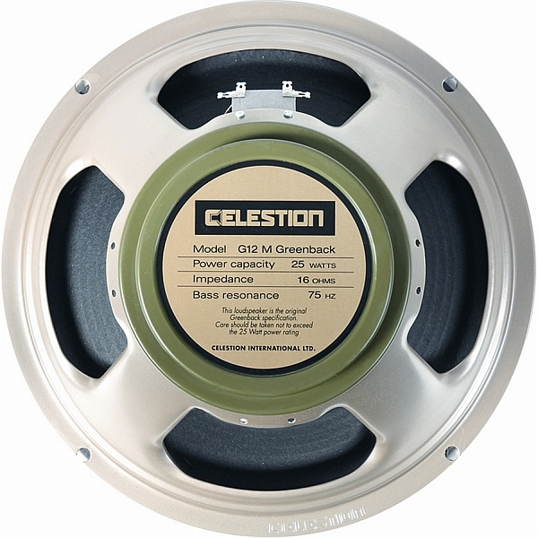 Celestion - G12M Greenback 16 ohm