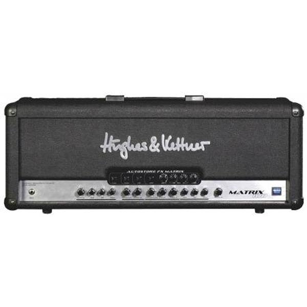 Hughes & Kettner - [Matrix 100 Head] Testata per chitarra 100W