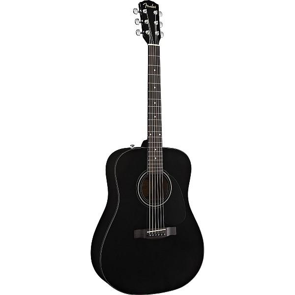 Fender - CD60 Chitarra Acustica Nera
