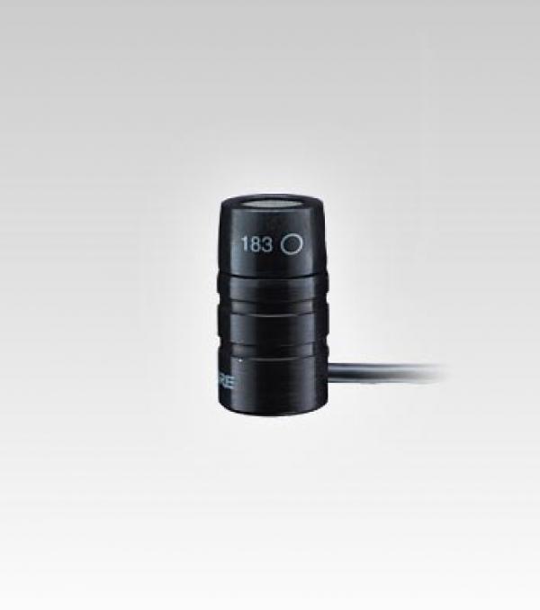 Shure - [WL 185] Microfoni Lavalier a condensatore