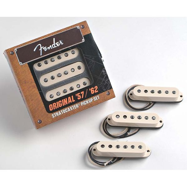 Fender - Original '57/'62 strat® pickups
