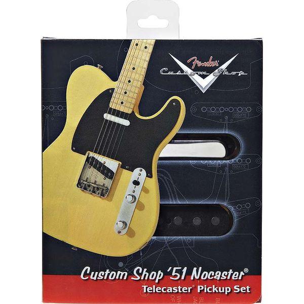 Fender - Nocaster® pickups