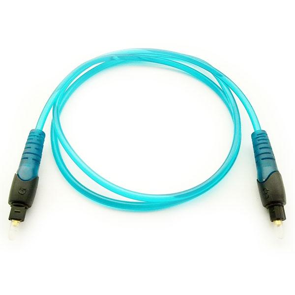 Audioquest - Cavo digitale fibra ottica Toslink M > Toslink M 1mt [OPTILINK-G]
