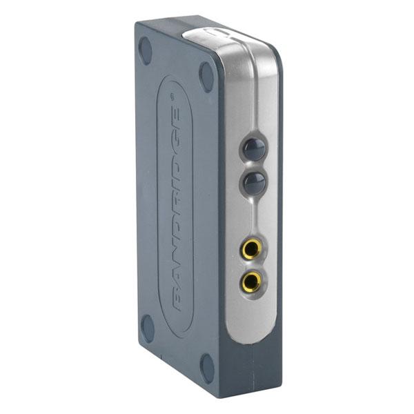 Bandridge - Preamplificatore 2x jack 6,3mm mono-stereo F / 2x RCA F > 2x RCA F [ASB421]