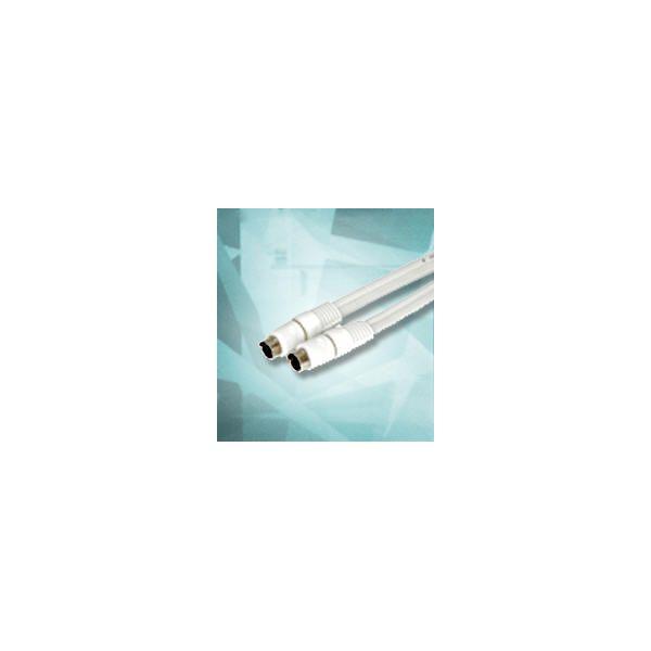 Alpha Elettronica - 92-500/4h cavo silv s vhs