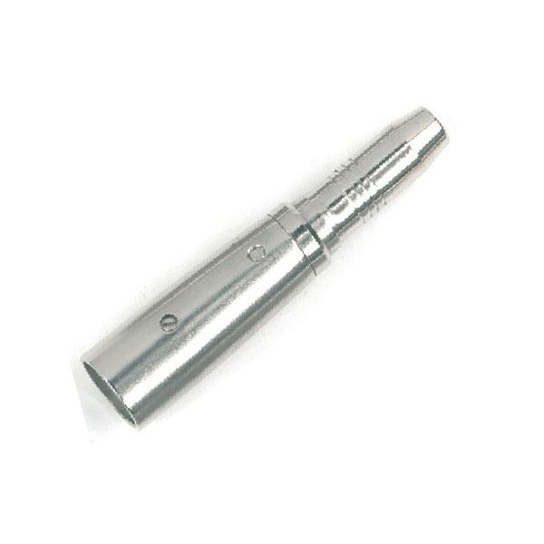 Proel - Adattatore XLR M > jack ø6,3mm mono F [AT320]