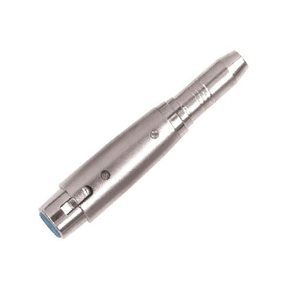 Proel - Adattatore XLR F > jack ø6,3mm mono F [AT310]