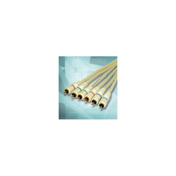 Alpha Elettronica - 84-075/20h cavo silv 3rca