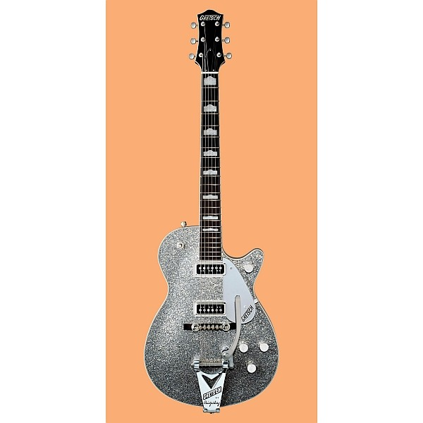 Gretsch - Professional Collection Solid Body - G6129t-1957 Silver jet EX-DEMO