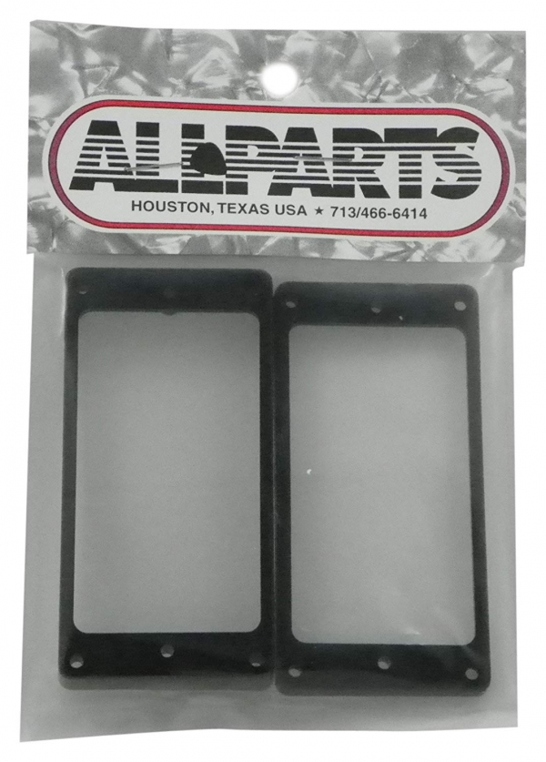 Allparts - 351138-B  SET 2 CORNICI PC 0733-023 black