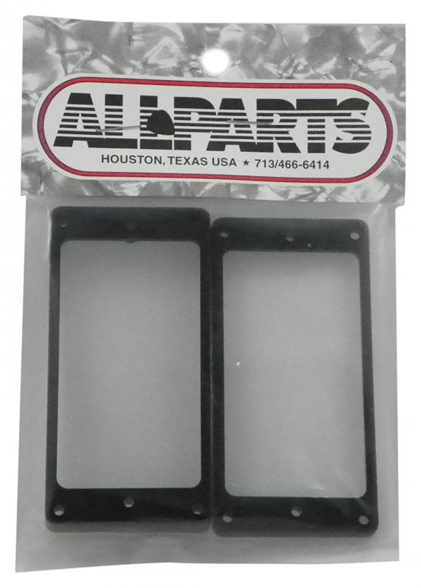 Allparts - 351138-B  SET 2 CORNICI PC 0733-023 black