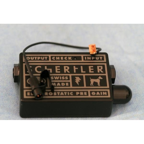 Schertler - Stat-v-set, kit microfono per violino e viola