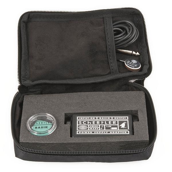 Schertler - Basik-set, kit con microfono elettrostatico a contatto