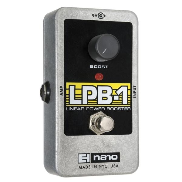 Electro Harmonix - LPB-1 - Linear Power Booster Preamp