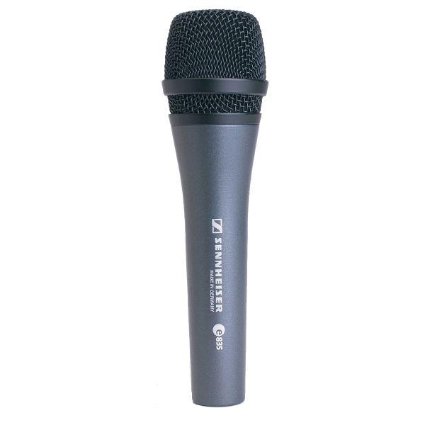 Sennheiser - [E 835] Microfono dinamico per voce