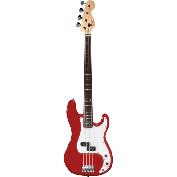 Fender - Squier Affinity - [0310400525] Precision Bass Metallic Red Rosewood