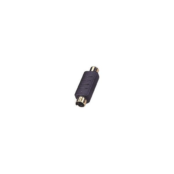 Thender - Adattatore S-VHS M > RCA F [17-322]
