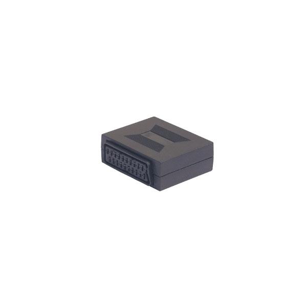 Alpha Elettronica - Adattatore scart F > scart F [92-270S]
