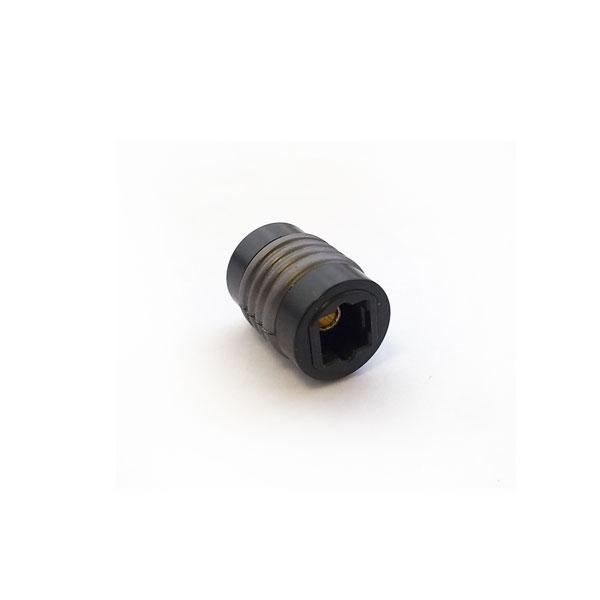 Alpha Elettronica - Adattatore ottico Toslink F > Toslink F [91-550S]