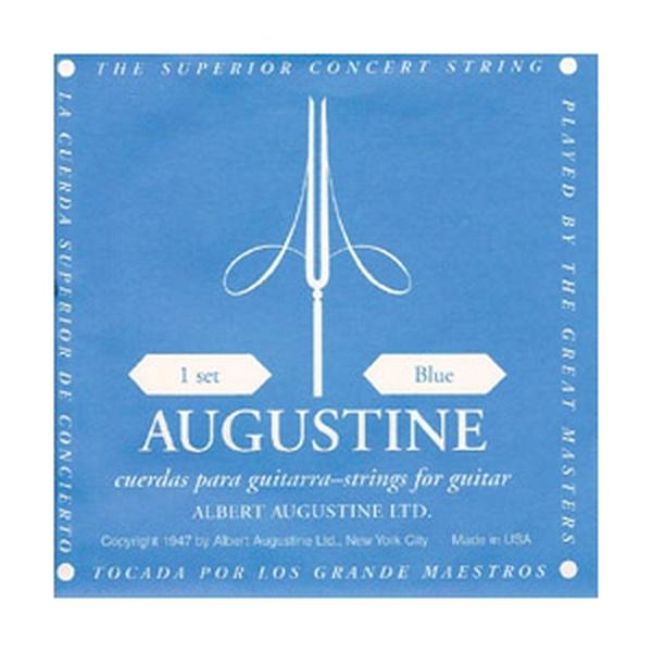 Albert Augustine - [C003C] MUTA 6 corde x chitarra classica - Blu