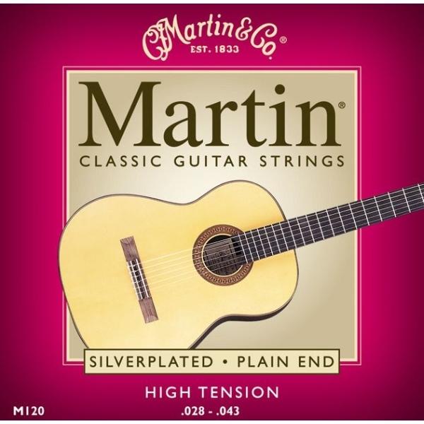 Martin - [M120] Corde Chitarra Classica