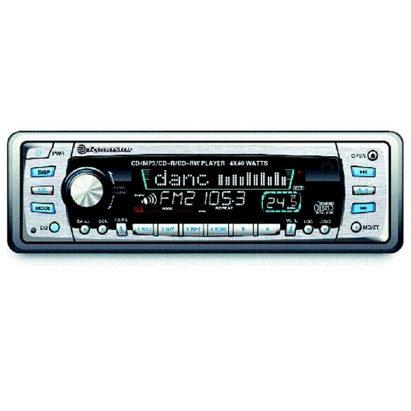 Roadstar - Autoradio CD-811MP/FM