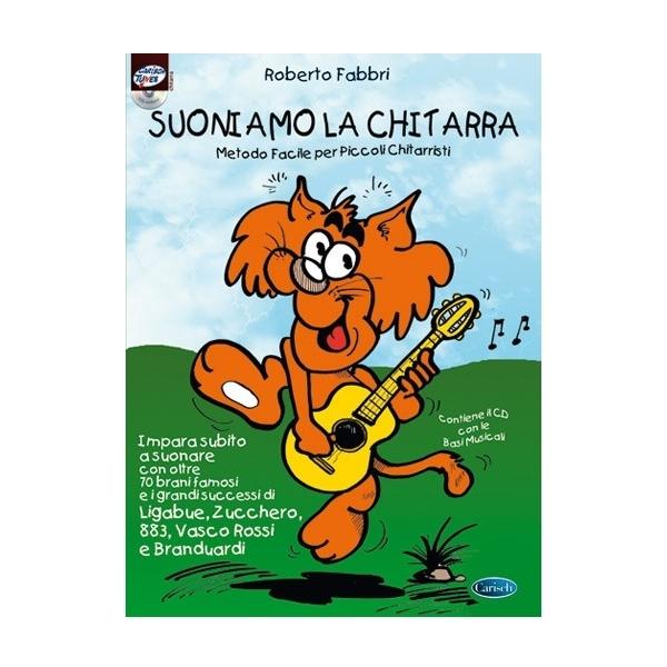 Carish - Fabbri R. - Suoniamo la Chitarra, Volume 1 (9788882917043)