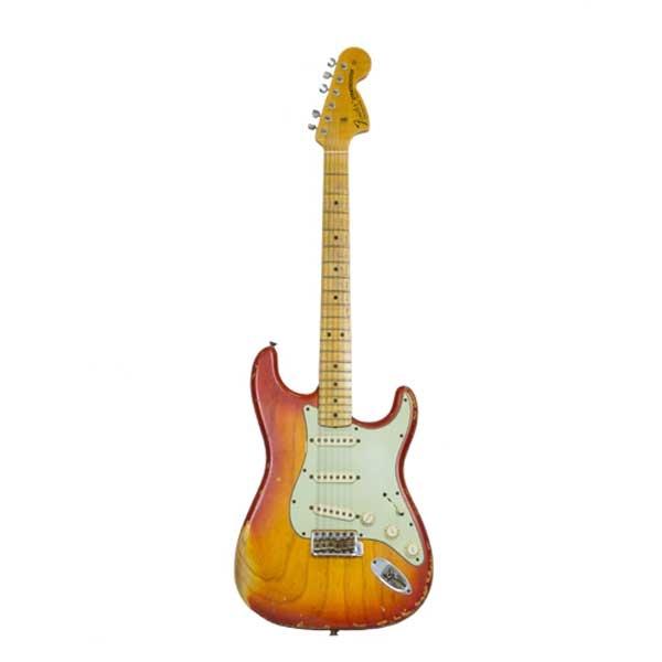 Fender - [9270000630] Custom Vintage Stratocaster Relic GHS