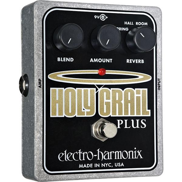Electro Harmonix - [EHHYGRP] Holy Grail Plus