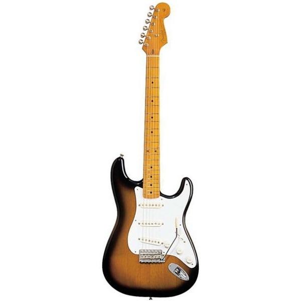Fender - American Vintage - '57 Stratocaster 2-Color Sunburst Maple