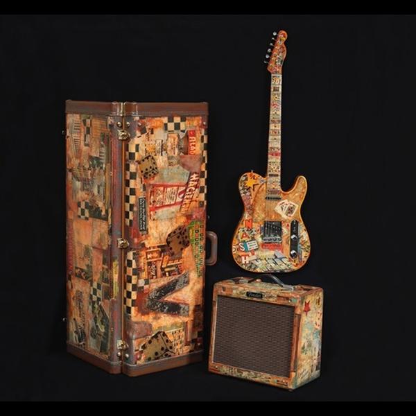 Fender - [0155860832] Nashvegas Tele L.E.