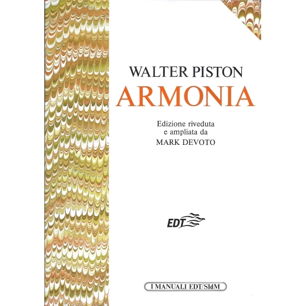 EDT - Walter Piston - Armonia (9788870630497)