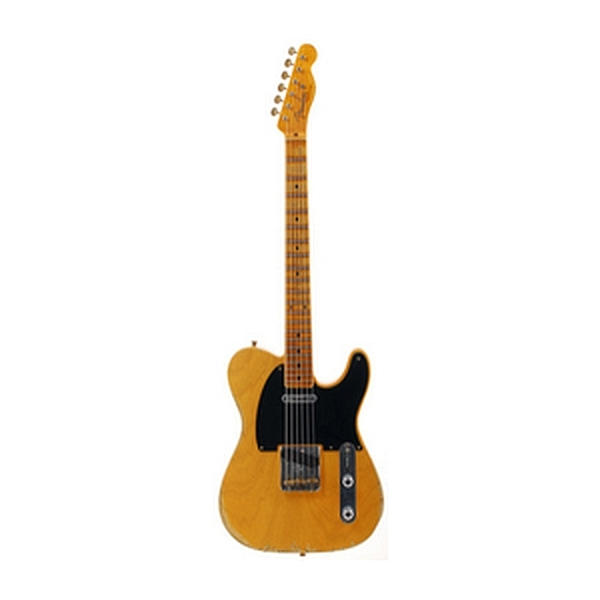 Fender - Custom Shop - [9236000181] 52 TELE HEAVY RELIC HB - MAPLE