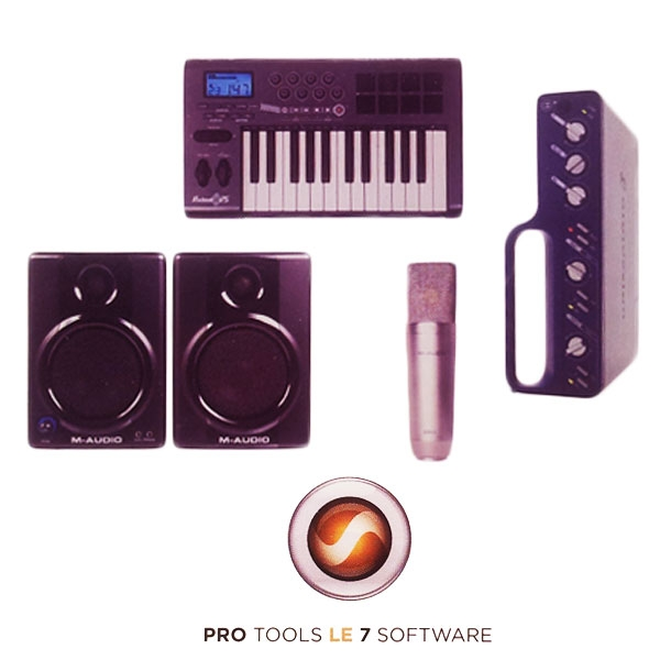 Digidesign - ProTools Music Creation Studio