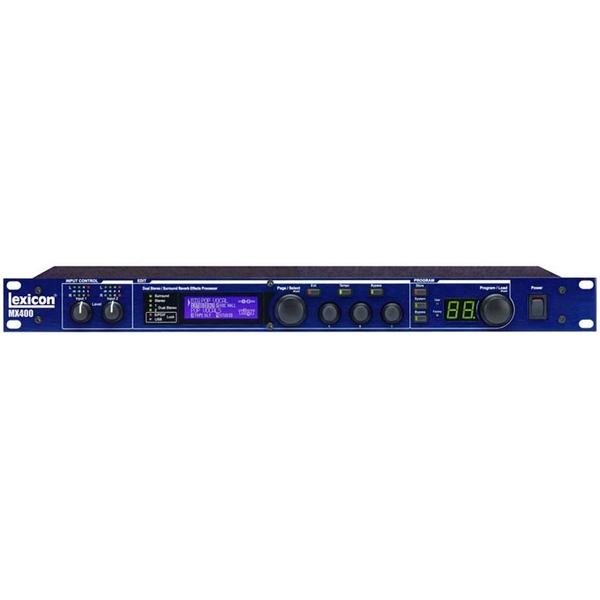 Lexicon - Mx - Mx400 Processore effetti 4 canali