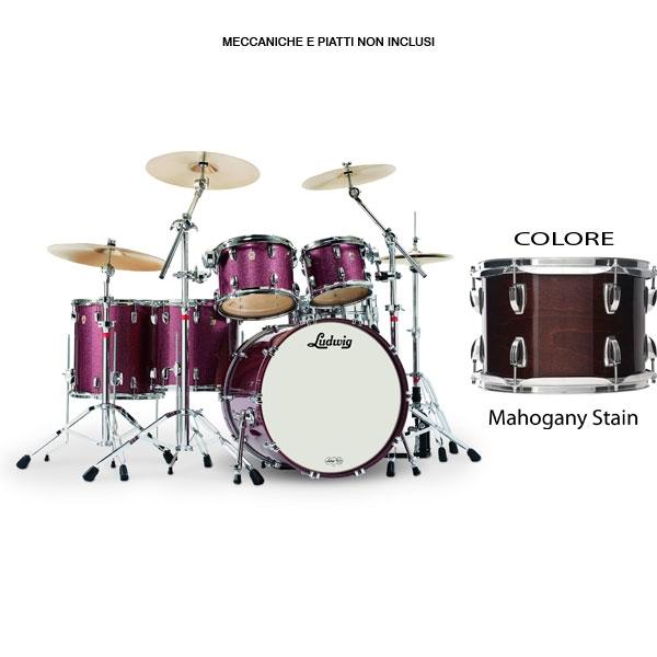 Ludwig - Classic Maple - L8325EX0M - Mahogany