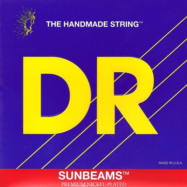 Dr Strings - Sunbeams - [NMR-45] Muta per basso elettrico Premium Nickel Plated .045-.105
