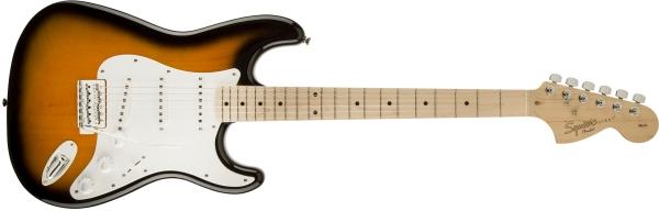 Fender - Squier Affinity - Strat Brown Sunburst Rosewood