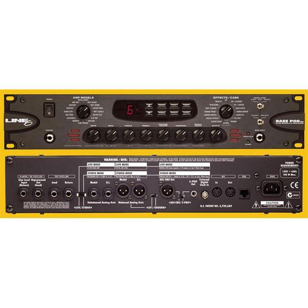 Line6 - Bass Pod Pro