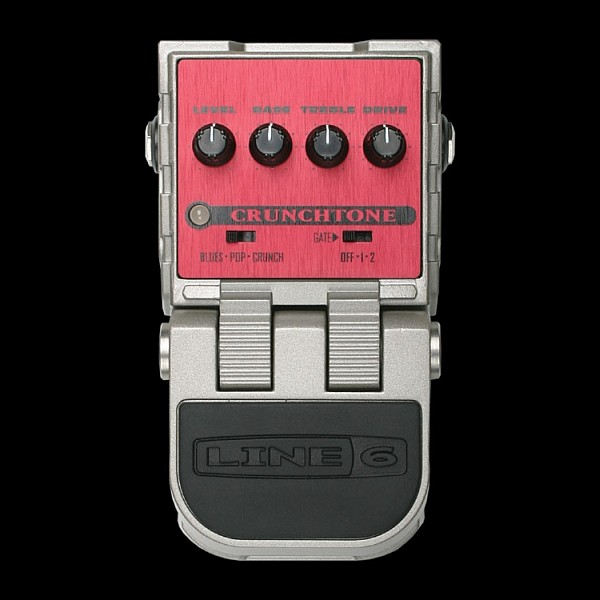 Line6 - Crunchtone - pedale overdrive