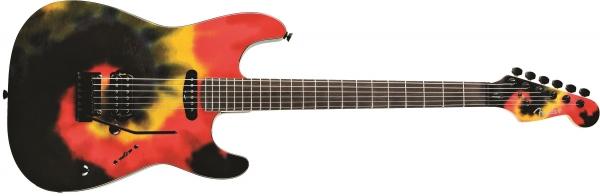 Fender - Fender tie dye stratocaster